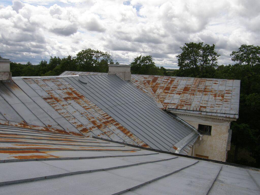 katuse neelu ehitus